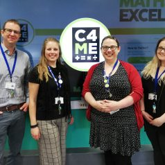 GIFHE chosen to become an innovative Centre for Maths Excellence