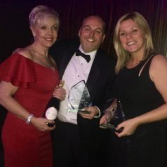 Institute scoops two awards